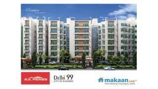 Delhi99, Bhopura, Ghaziabad, Residential Apartments