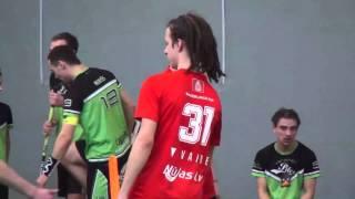 EFL 2016 02 07 Varenās Pīles vs iAM Floorball (HIGHLIGHTS)