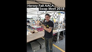 2018 Hershey AACA Fall Swap Meet Recap