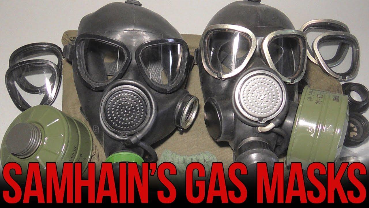 Обзор украинского противогаза МТ213/2У (МП-5У)   Ukrainian gas .