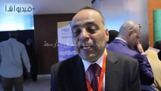 بالفيديو عضو مجلس نقابة فلسطين:مصر هى الدرع الحامى شعب ووطن
