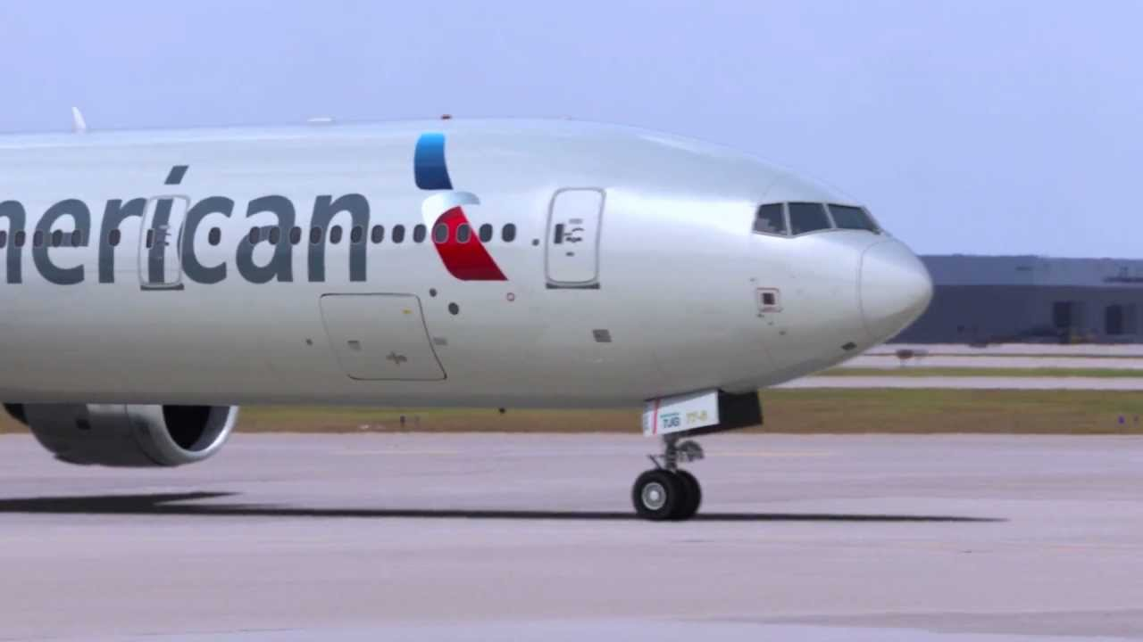 behind the scenes creating american airlines new look logo and