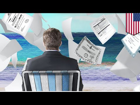 Paradise Papers: Leaked financial documents show offshore activities of the mega rich - TomoNews