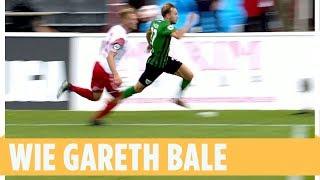 70-Meter-Sprint mit Tor in 8 Sekunden   Top 10 Highlights 3.Liga - Spieltag 1