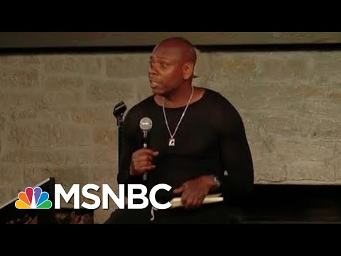 'Wrath Of God:' Dave Chappelle Addresses Police Officers In George Floyd Death   MSNBC
