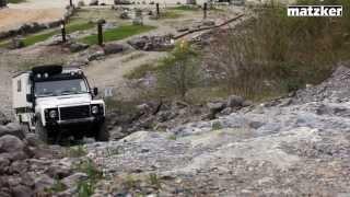 Wohnmobil Defender das Matzker Expeditionsfahrzeug mdx