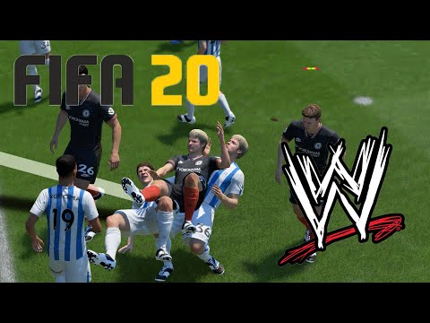 FIFA 20 Fails – With WWE Commentary #2