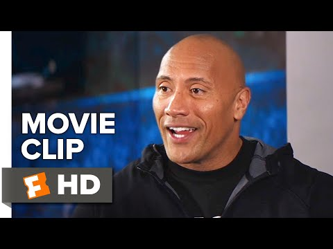 Fighting With My Family Exclusive Movie Clip - On the Phone with The Rock (2019) | Movieclips