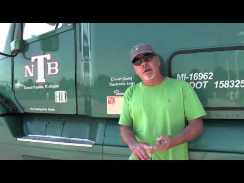 NTB Truck Driver Appreciation Interview