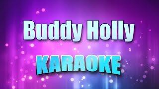 Weezer - Buddy Holly (Karaoke version with Lyrics)