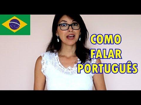 DICAS para FALAR em PORTUGUÊS!