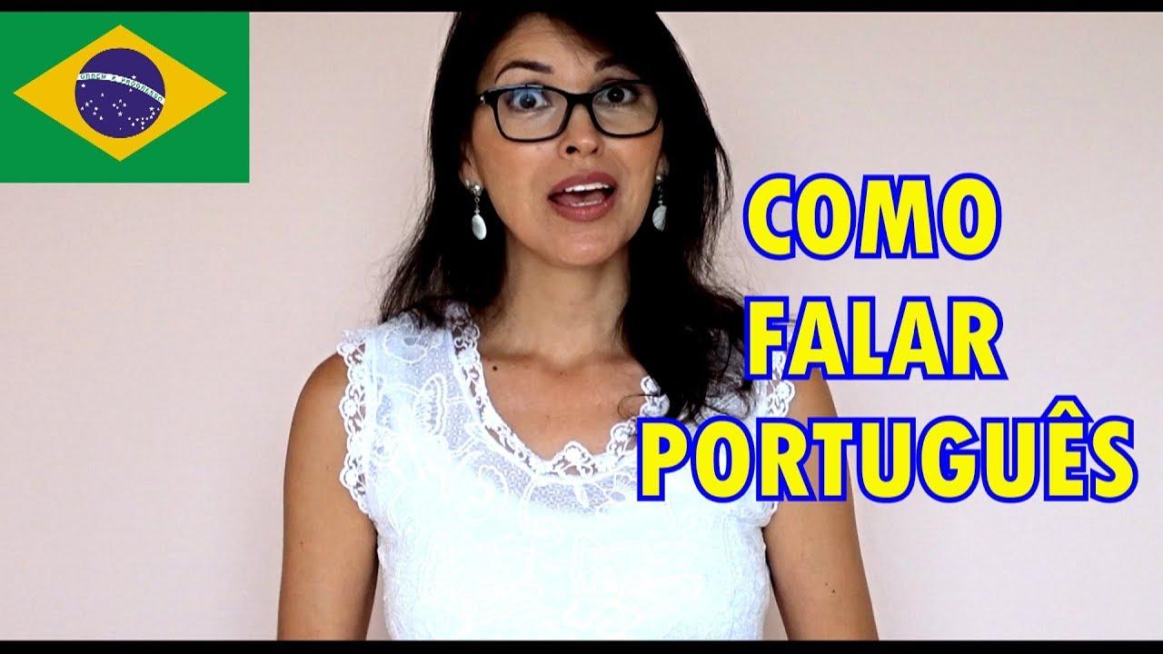 Download DICAS para FALAR em PORTUGUÊS! Português para estrangeiros