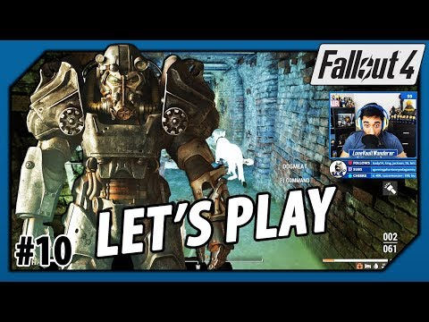Fallout 4 - The Freedom Trail? More like the DEATH TRAIL (Let's Play - Modded Survival - Part 10)