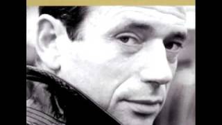 Yves Montand - Pour Faire Le Portrait D