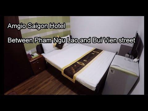 Amigo Saigon Hotel in Ho Chi Minh City