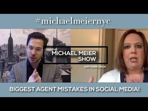 Biggest Agent Mistakes In Social Media - Real Estate Social Rockstar Show #26 Katie Lance