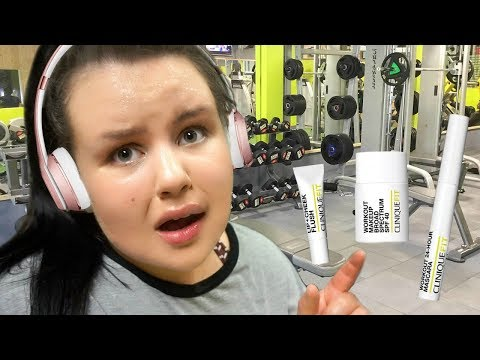 I Tried Makeup For The Gym *extreme Sweat Test*
