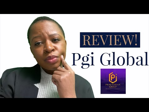 PGI Global Investment: Real or SCAM?!