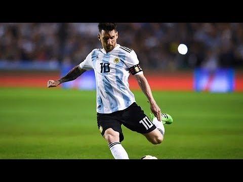 世界杯快讯 阿根廷迟来的首次公开亮相 20180612 | CCTV 体育