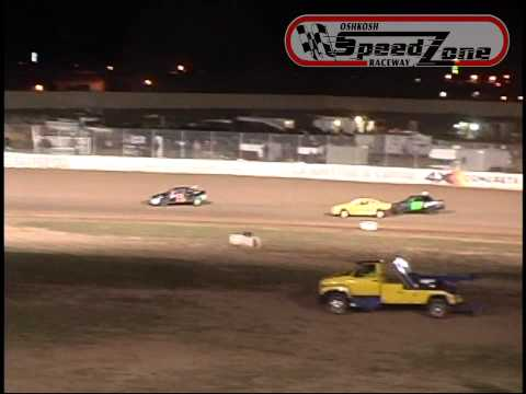 Oshkosh Speedzone Raceway - April 26, 2013 - Dirt Devil Feature Feature