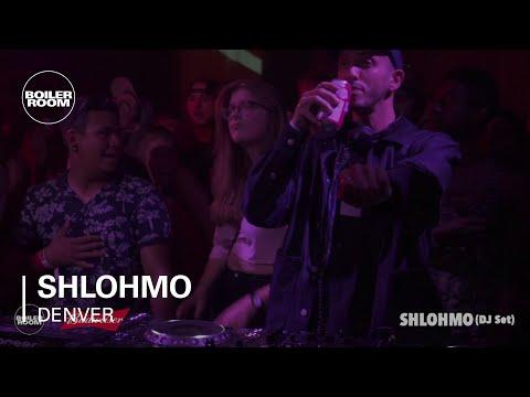 Electronic: Shlohmo Boiler Room x Budweiser Denver DJ Set