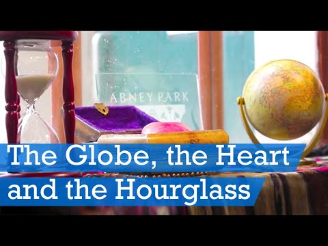 The Globe, the Heart and the Hourglass – a modern fairy tale