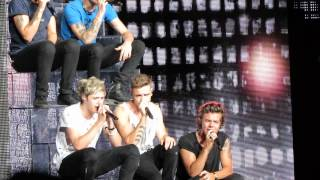 Download Lagu One Direction- Last first kiss- HD HARRY CRYING,EYEBROW SLICK,NOUIS mp3