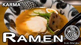 RAMEN in AUSTRIA! MOTORCYLES in AUSTRIA! : Karma Ramen Adventure