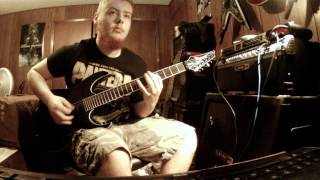 Six Feet Under - Prophecy (Instrumental Cover)