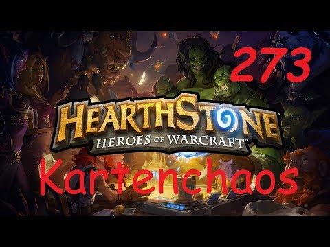 Hearthstone Kartenchaos #273 Zwei gewinnt - Standard [german/deutsch]