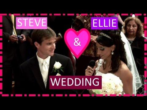 Ellie and Steve Wedding - Persian & American Ceremonies