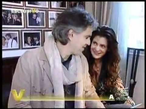 a casa di Andrea Bocelli
