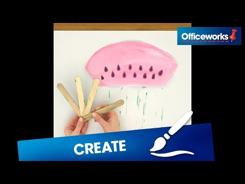 8588143d06c53b How to create your own paper fans | DIY Art Projects | Officeworks