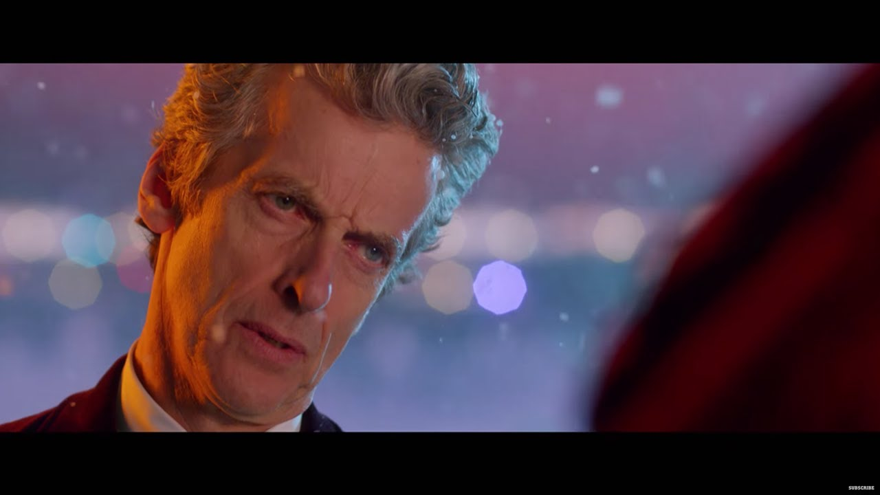 Doctor Who Christmas Special 2015.The Husbands Of River Song Trailer Christmas Special 2015 Doctor Who