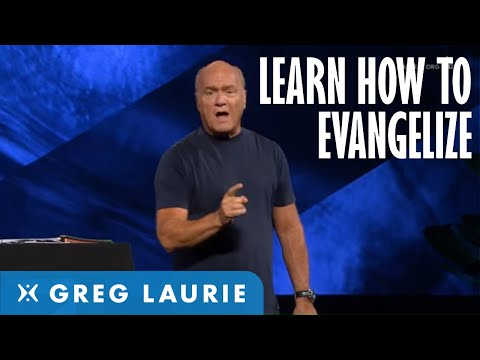 A Crash Course on Evangelism and Discipleship (With Greg Laurie)