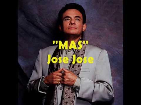 Más Jose Jose Letra