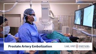Lake, Smit & Partners | Prostate Artery Embolization