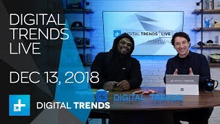 Marshawn Lynch Joins Us In Studio, Ring Doorbell Thefts and a Tesla Pickup - Digital Trends Live