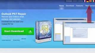 How To Repair A Corrupt Outlook PST File