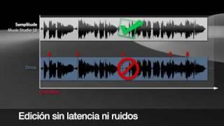 Samplitude Music Studio 16 (español) - El estudio compacto para músicos