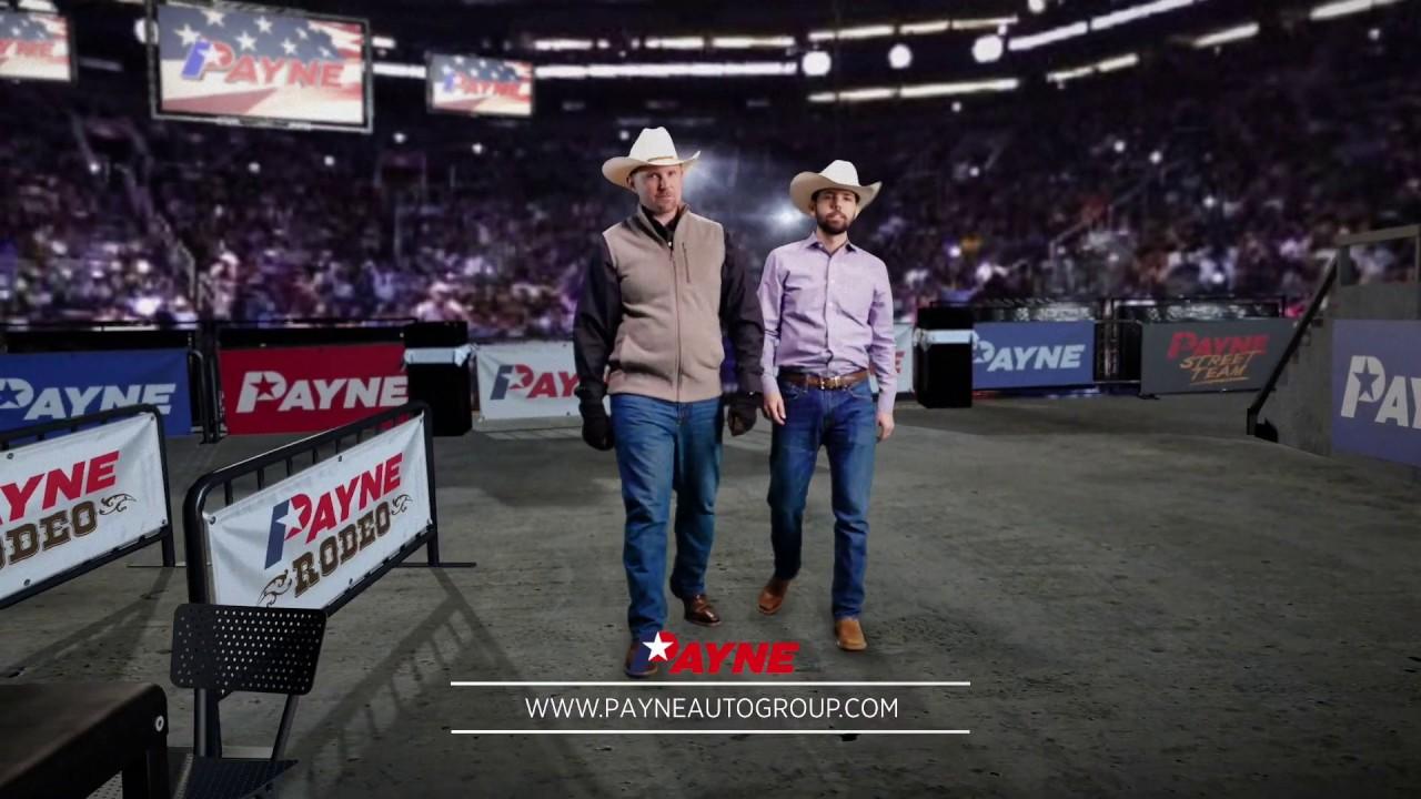 Payne Auto Group >> It S Rodeo Time Payne Auto Group Weslaco Tx