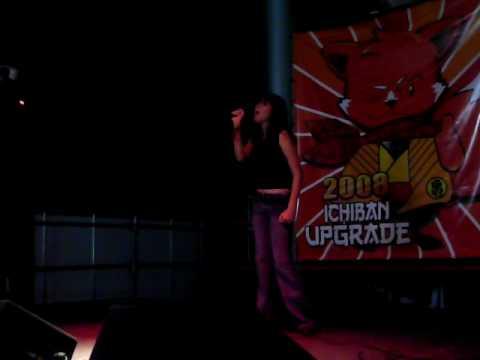 Ichiban 3 Upgrade Karaoke Leidy Baez