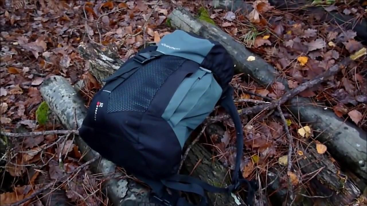 Un vrai sac d 39 vacuation de niveau 1 doovi - Sac d evacuation ...