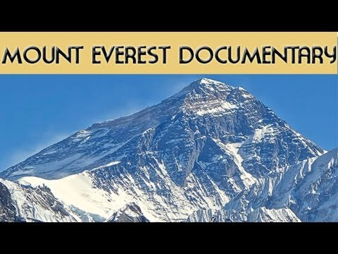 HD Documentary - Mount Everest & Geological story