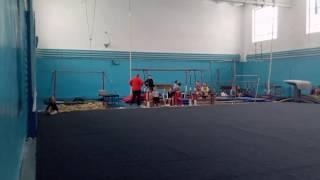 Спортивная гимнастика(дети),вольная программа
