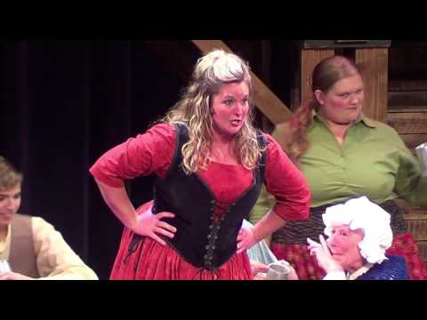 Two on the Aisle - Review of Oliver - Alpha Players of Florissant