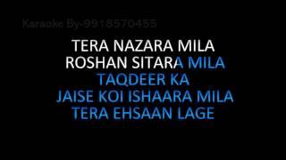 Raabta Full Karaoke Title Song | Nikita Gandhi & Arijit Singh | (2017)
