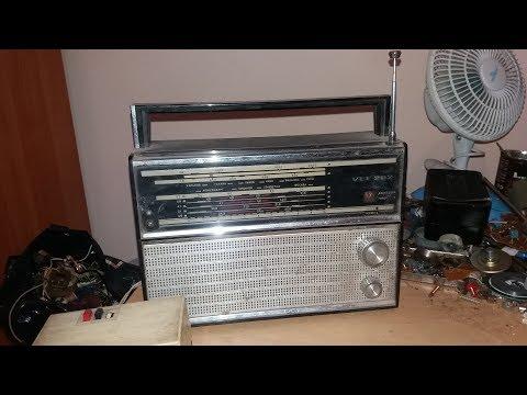 Розбір радянської легенди - радіоприймач VEF 202