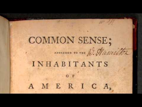 Thomas Paine's Common Sense - 5 Minute History - Brief Summary Mp3