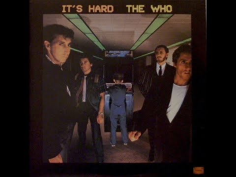 Episode 30 The Who It's Hard 35th Anniversary